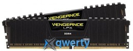 Corsair DDR4-3000 16GB PC4-24000 (2x8) Vengeance LPX (CMK16GX4M2C3000C16)