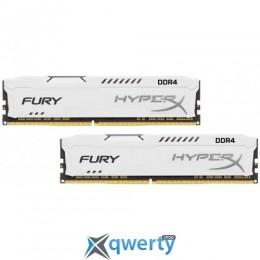 Kingston DDR4-3200 16GB PC4-25600 (2x8) HyperX Fury White (HX432C18FW2K2/16)