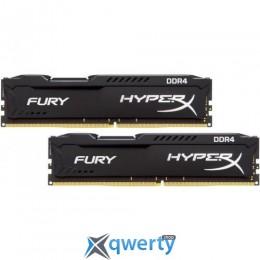Kingston DDR4-3466 16GB PC4-27700 (2x8) HyperX Fury Black (HX434C19FB2K2/16)