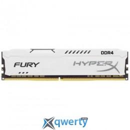 Kingston DDR4-3466 8GB PC4-27700 HyperX Fury White (HX434C19FW2/8)