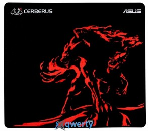 ASUS CERBERUS MAT Plus Red