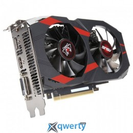 Asus GeForce GTX 1050 Cerberus 2GB GDDR5 (128bit) (1404/7008) (DVI, HDMI, DisplayPort) (CERBERUS-GTX1050-O2G)
