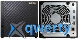 ASUSTOR AS3104T 4x3.5 SATA, 1x1GE, 3xUSB3.0, HDMI