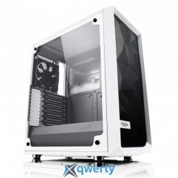 Fractal Design Meshify C – TG White (FD-CA-MESH-C-WT-TGC)