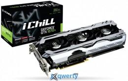 Inno3D iCHILL GeForce GTX 1070 Ti X3 V2 8GB GDDR5 (256bit) (1607/8000) (DisaplayPort, DVI, HDMI) (C107T3-3SDN-P5DS)