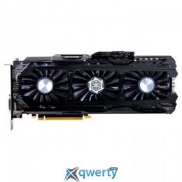 Inno3D iCHILL GeForce GTX 1080 Ti X4 11GB GDDR5X (352bit) (1569/11400) (DisaplayPort, DVI, HDMI) (C108T4C-1SDN-Q6MNX)