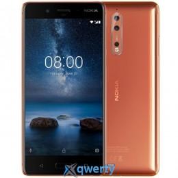 Nokia 8 Dual SIM Copper EU