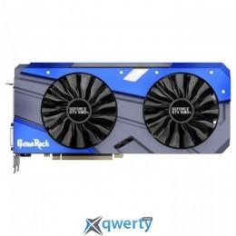 Palit GeForce GTX 1080 Ti GameRock 11GB GDDR5X (352bit) (1505/11000) (DVI, HDMI, 3 x DisplayPort) (NEB108TT15LC-1020G)