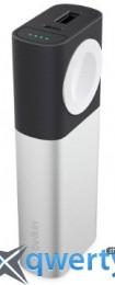 Зарядное устройство портативное Belkin для Apple Watch и iPhone 6700 мАч BL/Sl (F8J201btSLV)