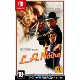 L.A. Noire (Switch)