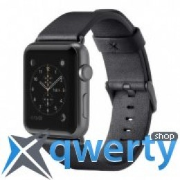 BELKIN Classic Leather Band for Apple Watch 42mm Black (F8W732btC00)