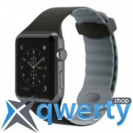 BELKIN для Apple Watch (42mm,Blacktop) Black (F8W730btC00)
