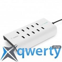 BELKIN RockStar 10 PORT USB-A CHARGER 2.4 Amp, 120W
