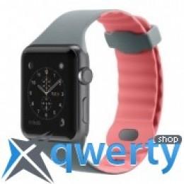 BELKIN Sport Band for Apple Watch (42mm) Rose (F8W730btC01)