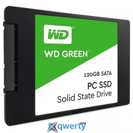 Western Digital Green SSD 120GB SATAIII TLC (WDS120G2G0A) 2.5