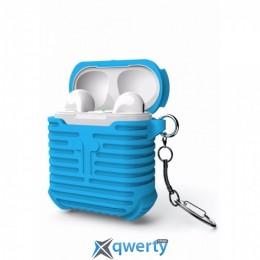 Coteetci Airpods Silicone Case Blue (CS8106-BL)
