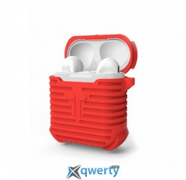 Coteetci Airpods Silicone Case Red (CS8106-RD)