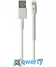 Fresh N Rebel Fabriq Lightning Cable 1,5m Cloud (2LCF150CL)