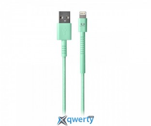 Fresh N Rebel Fabriq Lightning Cable 1,5m Peppermint (2LCF150PT)