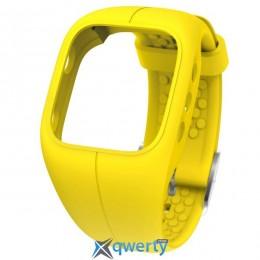 Сменный браслет для POLAR A300 Wristband Yellow (91054250)