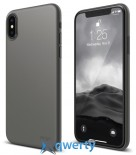 Elago Inner Core Case Dark Gray for iPhone X (ES8IC-DGY)