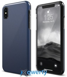 Elago Slim Fit 2 Case Jean Indigo for iPhone X (ES8SM2-JIN)
