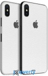 Наклейка dBrand iPhone X Back White Leather