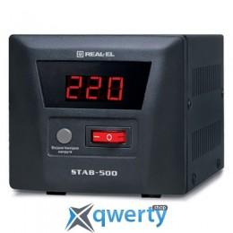 REAL-EL STAB-500 (EL122400002)