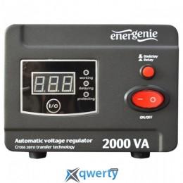 ENERGENIE (EG-AVR-D2000-01) Schuko