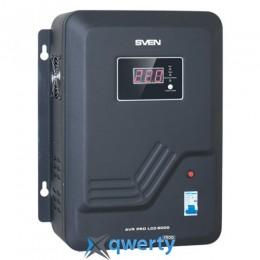 SVEN AVR Pro LCD 8000 (00380030)