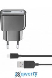 Cellular Line Compact USB 1A black (ACHUSBCOMPACT)