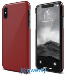 Elago Slim Fit 2 Case Red for iPhone X (ES8SM2-RD)