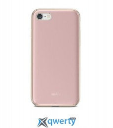 Moshi iGlaze Ultra Slim Snap On Case Taupe Pink for iPhone 8/7 (99MO088305)