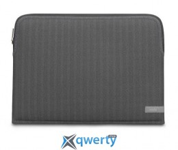 Moshi Pluma Designer Laptop Sleeve Herringbone Gray 13 (99MO104051)