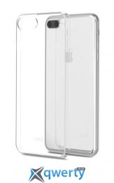 Moshi SuperSkin Exceptionally Thin Protective Case Crystal Clear for iPhone 8 Plus/7 Plus (99MO111902)