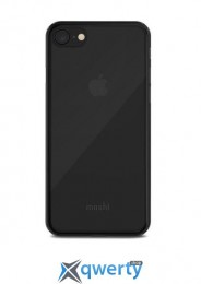 Moshi SuperSkin Exceptionally Thin Protective Case Stealth Black for iPhone 8/7 (99MO111061)