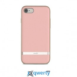 Moshi Vesta Textured Hardshell Case Blossom Pink for iPhone 8/7 (99MO088304)