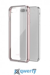 Moshi Vitros Clear Protective Case Orchid Pink for iPhone 8 Plus/7 Plus (99MO103253)