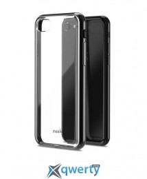 Moshi Vitros Clear Protective Case Raven Black for iPhone 8/7 (99MO103032)