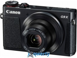 CANON PowerShot G9X Black (0511C012AA)
