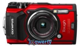 OLYMPUS TG-5 Red (Waterproof - 15m; GPS; 4K; Wi-Fi) (V104190RE000)