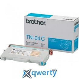 Brother для HL-2700CN, MFC-9420CN Cyan (TN04C)