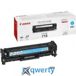 Canon 718 LBP-7200/ MF-8330/ 8350 cyan (2661B002)