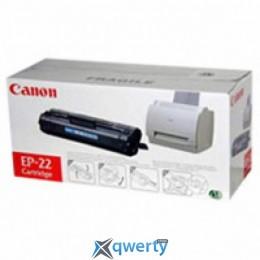 Canon Картридж EP-22 Black Canon (1550A003)