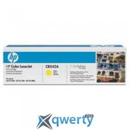 CLJ CP1215/ CP1515 series, yellow HP (CB542A)