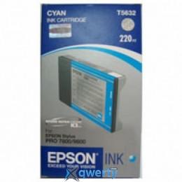 EPSON St Pro 7800/7880/9800 cyan (C13T603200)