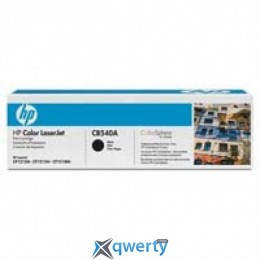 HP CLJ CP1215/ CP1515 series, Black HP (CB540A)