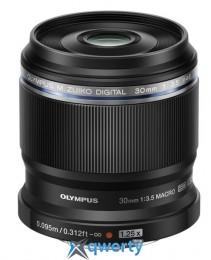 OLYMPUS ED 30mm 1:3.5 Macro Black (V312040BW000) купить в Одессе