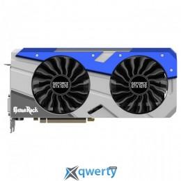 Palit GeForce GTX 1070 GameRock 8GB GDDR5 (256bit) (1556/8000) (DVI, HDMI, DisplayPort) (NE51070T15P2-1041G)