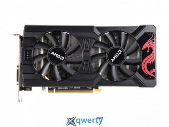 Powercolor AMD Radeon PCI-Ex RX 570 8GB GDDR5 (256bit) (1105/7800) (DVI) (AXRX 570 8GBD5-DM)